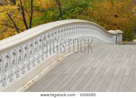 Picture or Photo of Picture of a white bridge in new york city