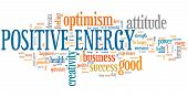 Постер, плакат: Positive Energy