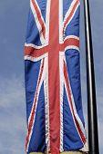 British Union Flag poster