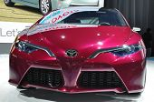 Toyota NS4 Concept Car