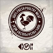 Alternative Poultry Stamp
