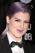 LOS ANGELES - FEB 17:  Kelly Osbourne at the