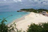 Beach, Antigua and Barbuda, Caribbean