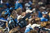 Fans Nfl New Orleans Saints Vs Carolina Panthers