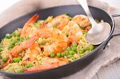 pic of peas  - rice - JPG