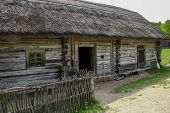 picture of farmhouse  - Last century farmhouse with all the buildings