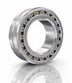 picture of ball bearing  - Steel ball bearing - JPG