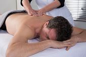 image of execution  - A Technical execution of a Thai massage  - JPG