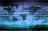 picture of partnership  - Global Partners and Globalization Partnership as Concept - JPG