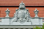 picture of building relief  - Bas - JPG