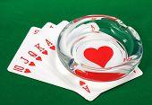 picture of flush  - The Best Poker Hand  - JPG