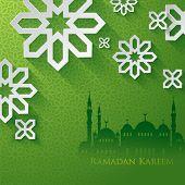 foto of ramadan mubarak  - Ramadan greetings - JPG