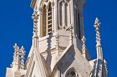 image of pilaster  - Image of the Calvary Church of Molfetta - JPG