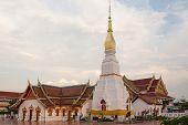 image of chums  - Wat Phra That Choeng Chum Master royal monastery of Wat province - JPG