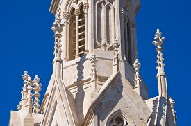 image of calvary  - Image of the Calvary Church of Molfetta - JPG