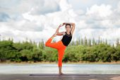 Yoga Woman - Relax poster