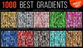 gradient poster