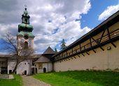 foto of banska  - Old castle in Banska Stiavnica - JPG