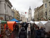 Kaziuko Fair On March 8, 2014 In Vilnius, Lithuania