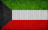 pic of kuwait  - Kuwait Flag pictures and vector, 
