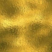 pic of high-quality  - Golden Foil Seamless and Tileable Texture - JPG