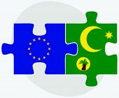 foto of coco  - European Union and Cocos  - JPG