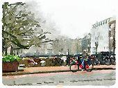 overcast poster