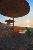 picture of nea  - Nea Vrasna Greece july summer season early in the morning - JPG