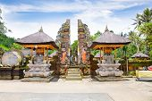 picture of gunung  - Gate of Gunung Kawi Temple and Candi  - JPG