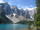 Lake Moraine, British Columbia, Canada