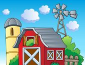 Farm theme image 2 - vector illustration.