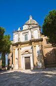 pic of mater  - Sanctuary Church of Mater Domini. Mesagne. Puglia. Italy.