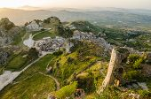image of salvatore  - Mountain town Caltabellotta  - JPG