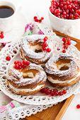pic of cream puff  - Cream puff rings  - JPG