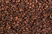 picture of texture  - Brown coffee background texture - JPG