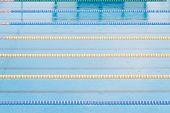 foto of swim meet  - Part of corridors of public swimming pool - JPG