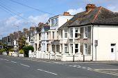 image of row houses  - English Homes - JPG