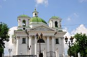 Church of St. John the Baptist. Ukraine. Bila Tserkva.