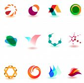 Set of different icons for your design (part 18). Please visit my gallery to see similar.