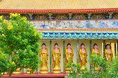 Kek Lok Si Buddhist Temple In Georgetown On Penang Island. Kek Lok Si Is The Largest Buddhist Temple poster