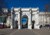 picture of neo-classic  - Marble Arch London England - JPG