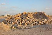 Burial Mounds In A'ali, Bahrain