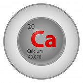 calcium element