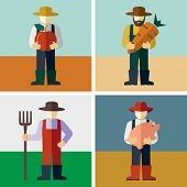 foto of farmer  - Farmers - JPG