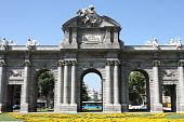 picture of neo-classic  - Puerta de Alcala  - JPG