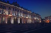 stock photo of winter palace  - Winter Palace in Saint Peterburg - JPG