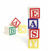 Easy Abc Blocks