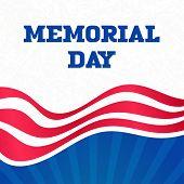 stock photo of memorial  - Memorial day - JPG