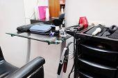 pic of beauty salon interior  - interior of a beauty salon - JPG