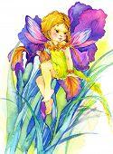 picture of fairies  - Cute girl - JPG
